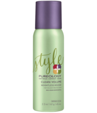 Pureology-Clean-Volume-Weightless-Mousse-65ml-Travel-Front-884486341204-1.png